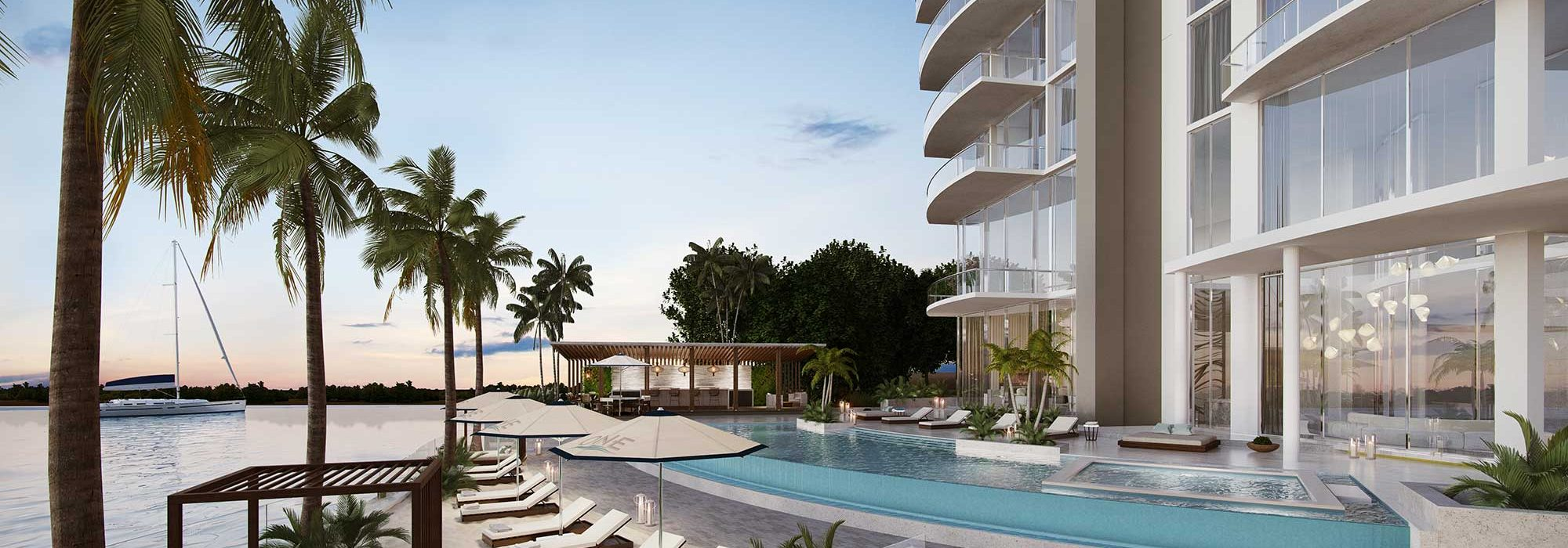 Fort Myers High Rise Condo One